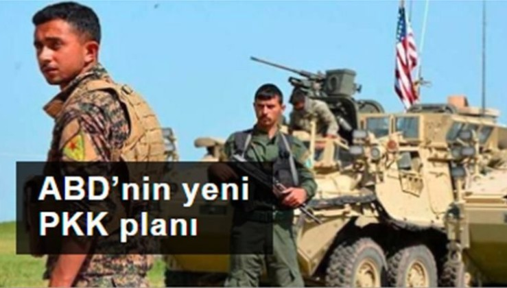 ABD'nin yeni PKK planı