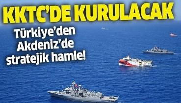Akdeniz'de stratejik hamle: Türkiye, KKTC'de 'lojistik liman' kuracak