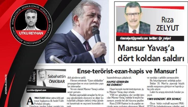 Aydınlık yazarından o Aydınlık yazarlarına eleştiri yağmuru: HDP ile ayn saftalar!
