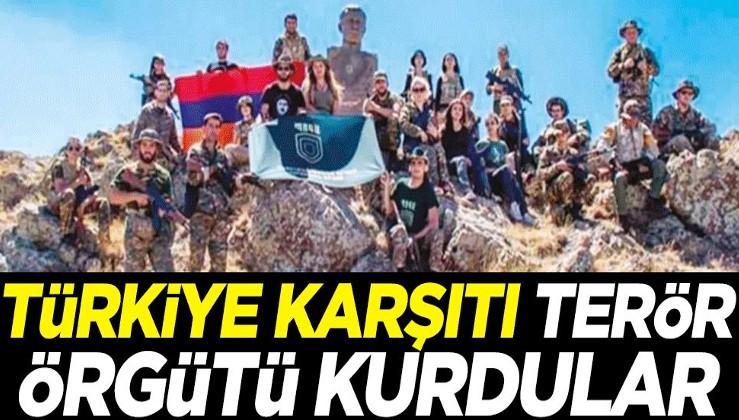 Türkiye karşıtı terör örgütü kurdular