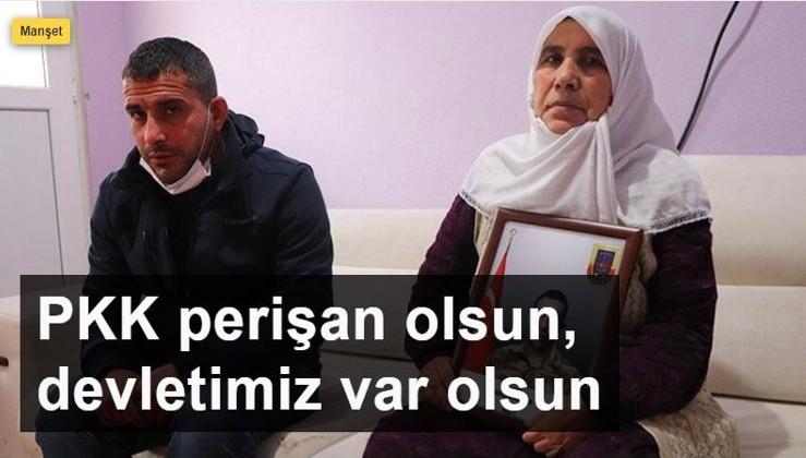 PKK perişan olsun, devletimiz var olsun