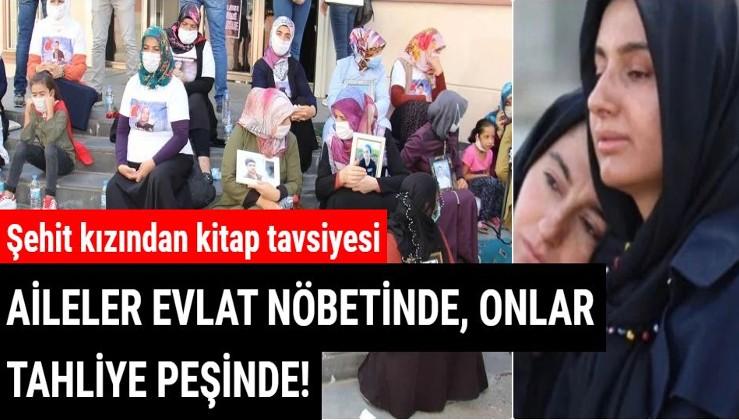 Şehit Kızından FETÖ/PKKseverlere tokat gibi sözler!