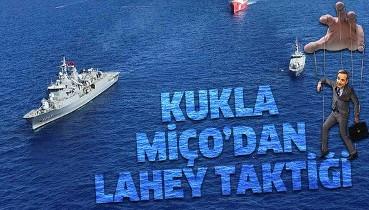Doğu Akdeniz'deki gerilimi artıran Yunanistan'dan Lahey taktiği