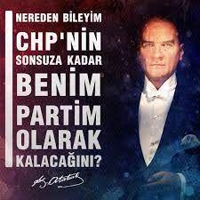"""Atatürk neden """"Ne bileyim sonuna kadar CHP'nin benim partim olarak kalacağını?"""" dedi"""