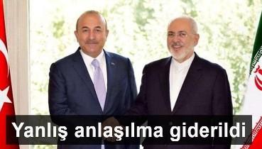 İran'dan 'kardeşlik' vurgulu açıklama: Yanlış anlaşılma giderildi
