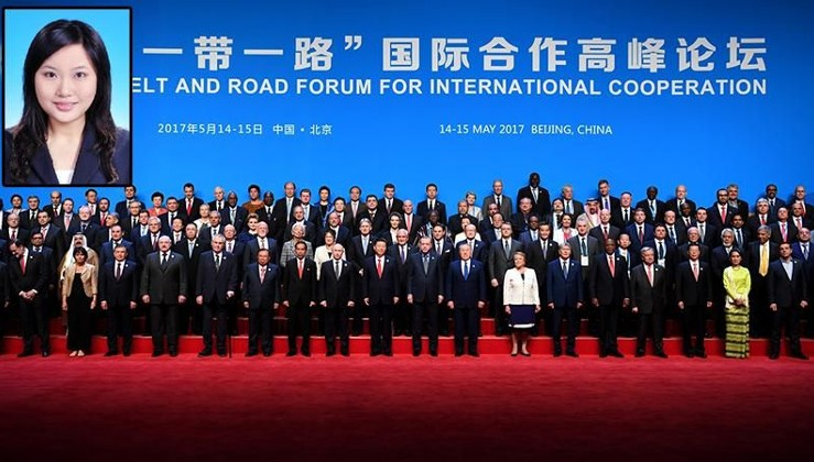Kuşak-Yol ile gelişen Çin-Ortadoğu ilişkileri