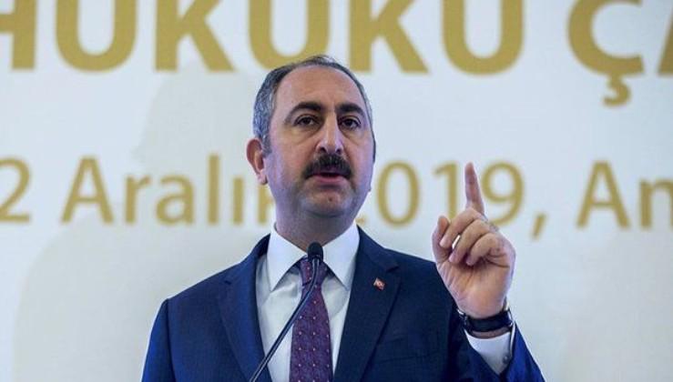 Adalet Bakanı Abdülhamit Gül'den Ceren Özdemir cinayetiyle ilgili flaş açıklama.
