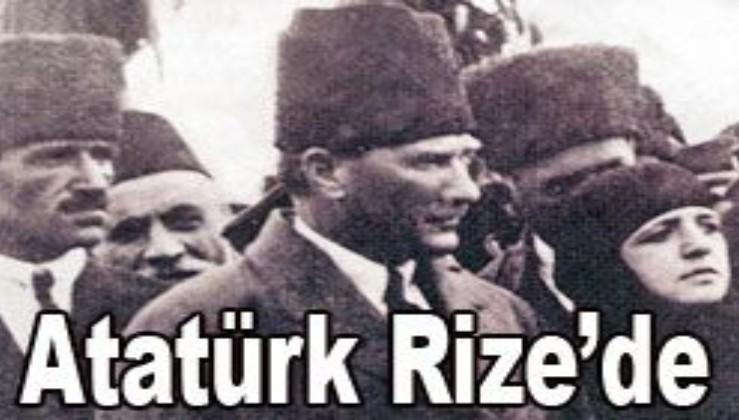 Atatürk 1923'de Rizeli oldu!