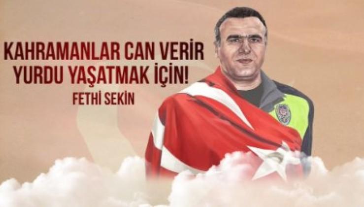 MHP İzmir Twiter'da Türkiye gündemine girdi! Soyer'e 'PagosDeğil FethiSekin olsun!' çağrısı!