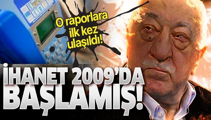 O raporlara ulaşıldı! FETÖ'cülerin ankesörlü ihaneti 2009'da başlamış!.