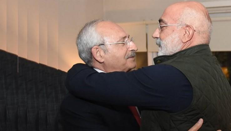Kayyum Kılıçdaroğlu'ndan Ahmet Altan'a geçmiş olsun telefonu