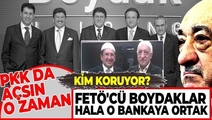 FETÖ'cü Boydaklar kanundaki açık nedeniyle Türkiye Finans Katılım Bankası'nın yüzde 10'una sahip