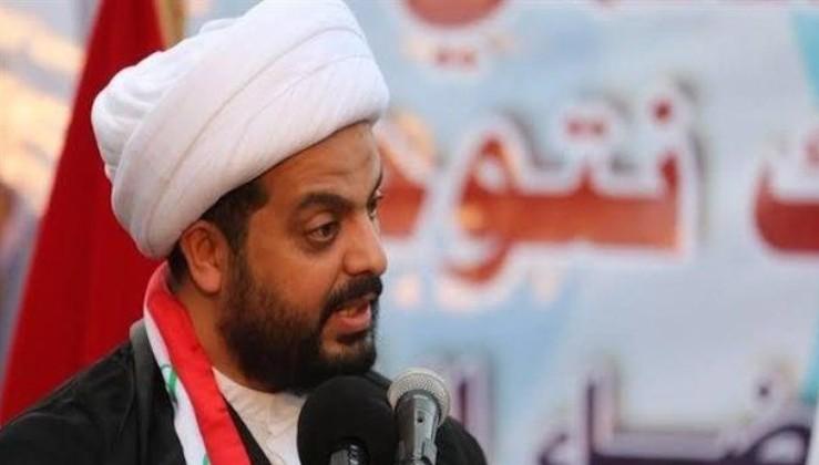 Twitter, Haşdi Şabi komutanlarından Hazali'nin hesabını sildi.