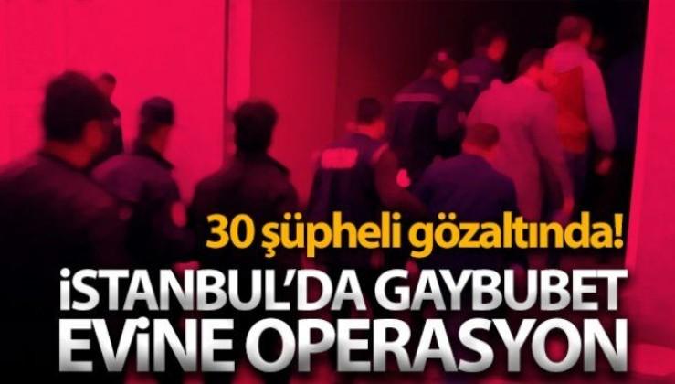 SON DAKİKA! İstanbul'da FETÖ'nün hücre evlerine operasyon! 30 şüpheli yakalandı