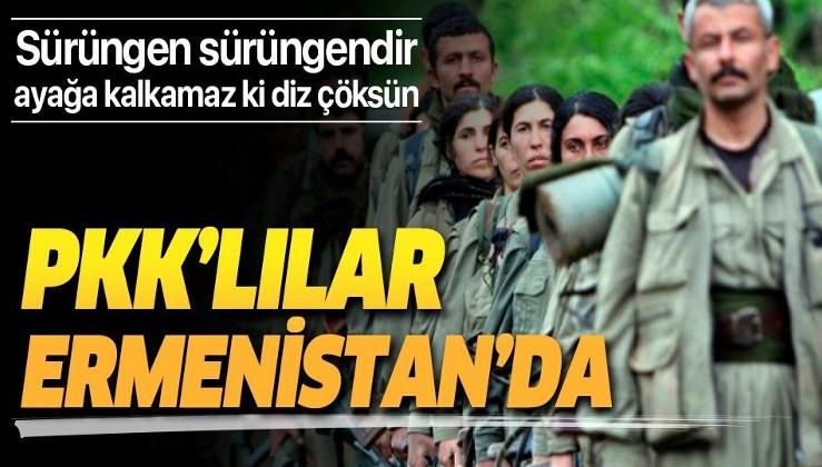 Azerbaycan: Karabağ'da PKK'lılar Ermenistan'ın ilk savunma hattında görevlendiriliyor