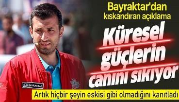 Baykar Teknik Müdürü Selçuk Bayraktar'dan flaş açıklama: Bayraktar TB2 270, bin saati geride bıraktı