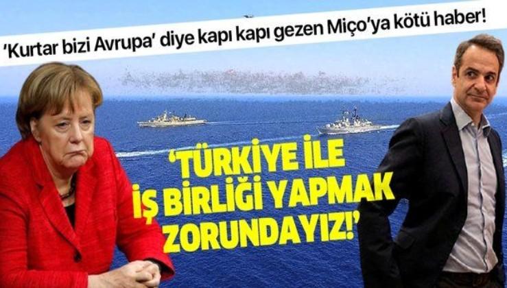 Almanya Başbakanı Merkel: Türkiye ile çok yönlü ilişkilerimiz var