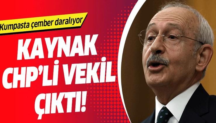 Talat Atilla: Bana haberi getiren aktif bir CHP'li milletvekili.