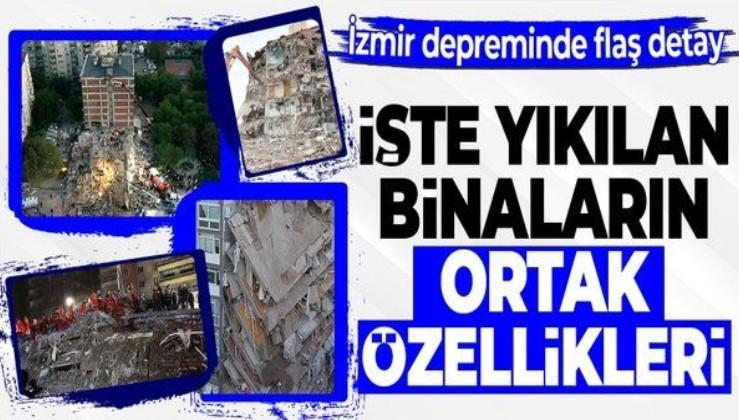 Deprem uzmanı Prof. Dr. Hasan Sözbilir o detaya dikkat çekti! İşte İzmir depreminde yıkılan binaların ortak özellikleri!