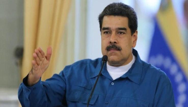 Maduro darbe girişimi sonrası harekete geçti.