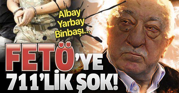 SON DAKİKA: İzmir Başsavcılığı harekete geçti: FETÖ iltisaklı 711 askerin ihraç talebi TSK'ya gönderildi