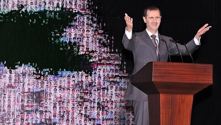 İsrail basını: Esad 8 yıl savaştan sonra zafer kazandı