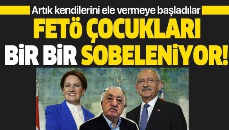 İYİ Parti ve CHP'nin kirli FETÖ ilişkileri bir bir açığa çıkıyor!