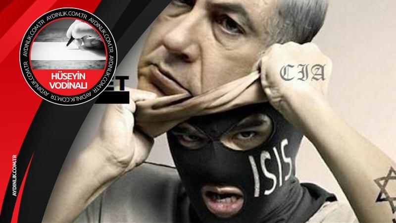 Siyonist IŞİD ve Ak Miğferler