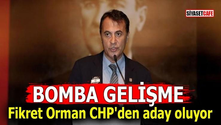 Bomba Gelişme! Fikret Orman CHP'den aday oluyor