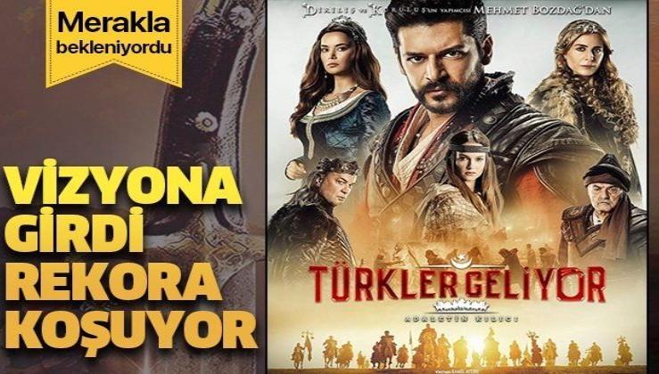 Türkler Geliyor: Adaletin Kılıcı izleyici ile buluştu! Türkler Geliyor filmi konusu nedir, oyuncuları kimler?