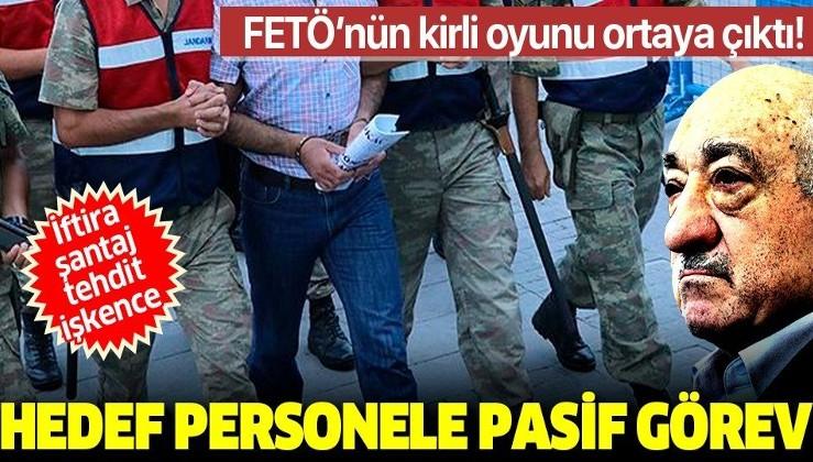 FETÖ'nün TSK'dan subay ve subay adaylarını attırmak için talimatname hazırladığı ortaya çıktı!