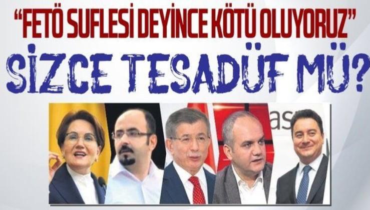 Bu koronun şefi kim: Davutoğlu, Akşener ve Babacan'ın o sözlerine dikkat