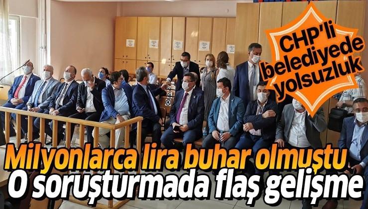 CHP'li Yalova Belediyesi'ndeki yolsuzluk soruşturmasında flaş gelişme! İki isim daha gözaltında