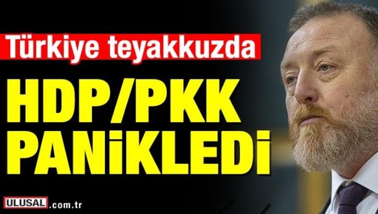 HDP/PKK'da 'barış koridoru' paniği