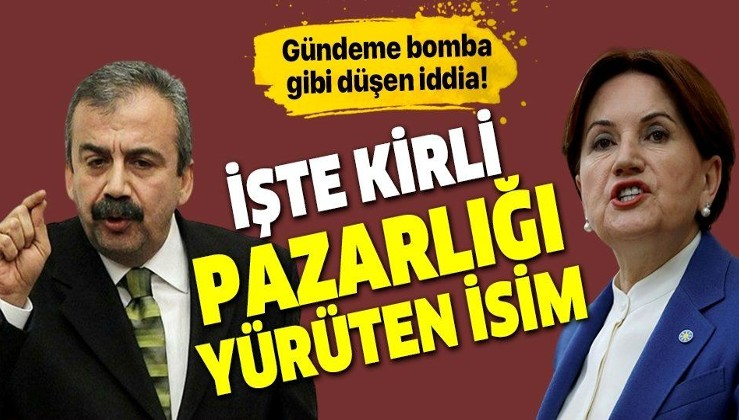 İYİ Parti'den istifa eden Adem Taşkaya'dan bomba iddia: HDP ile pazarlığı yürüten isim...
