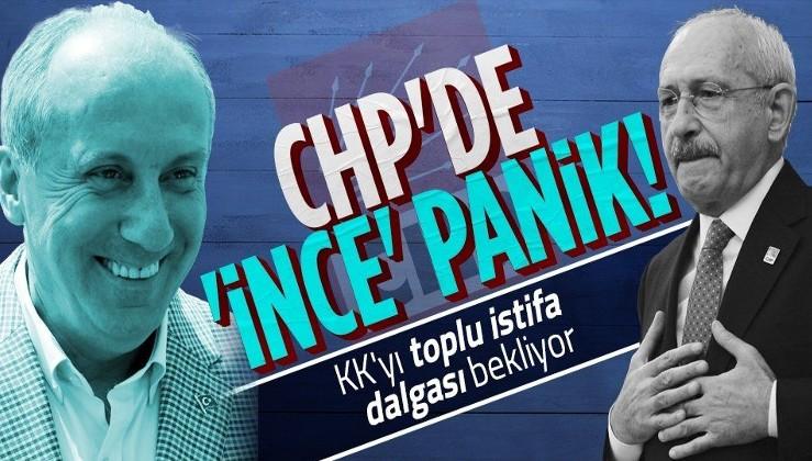 Kılıçdaroğlu'nu toplu istifa dalgası bekliyor, Muharrem İnce 19 Mayıs'ta başvuracak.
