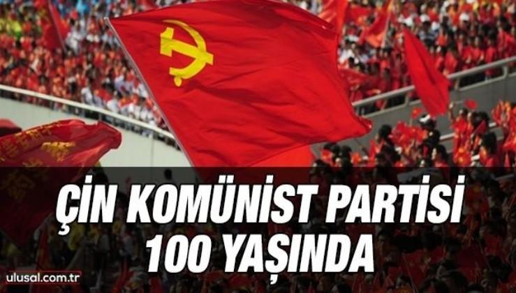 Çin Komünist Partisi 100 yaşında
