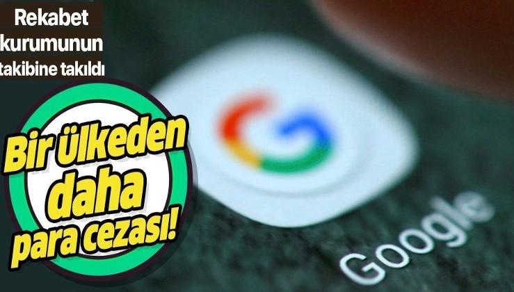 Fransa'dan Google'a para cezası!.