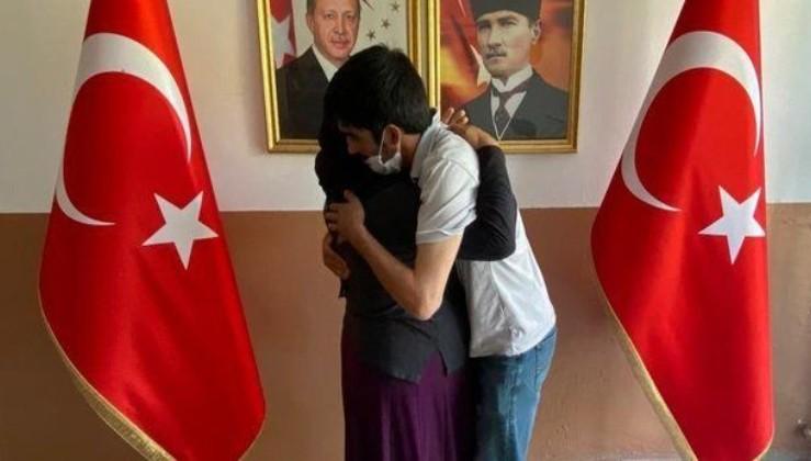 PKK'da çözülmeler devam ediyor! Bir terörist daha teslim oldu!