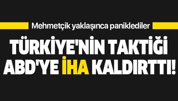 Türkiye'nin 'bir gece ansızın' taktiği ABD'ye İHA kaldırttı!.