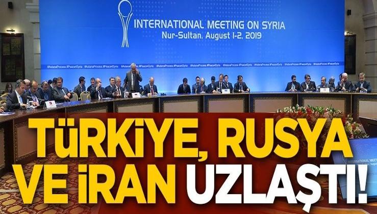 Türkiye, Rusya ve İran uzlaştı! Suriyeli mültecilerin eve dönmesini kolaylaştırmak için dünyaya çağrıda bulundular