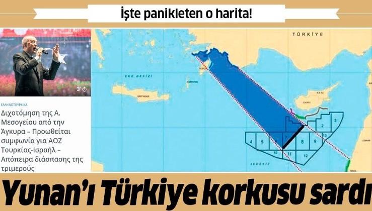 Yunanistan'ı korku sardı! Türkiye İsrail'le anlaşır mı?.