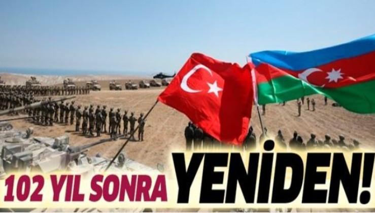 Tarih Azerbaycan'da yeniden yazılacak!