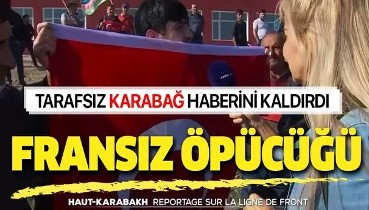 Fransa devlet televizyonu tarafsız Yukarı Karabağ haberini kaldırmak zorunda kaldı