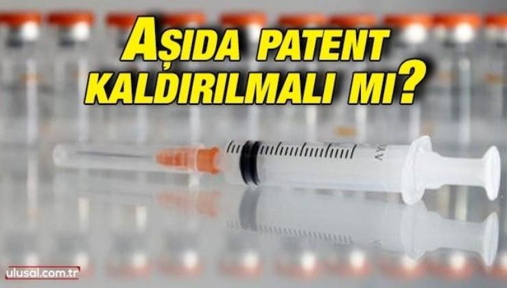 Uzmanlar yanıtladı: Aşıda patent tartışması