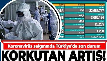 Sağlık Bakanlığı 24 Şubat koronavirüs vaka sayılarını duyurdu | Kovid-19 tablosu