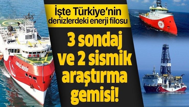 Türkiye'nin denizlerdeki enerji filosu bayrağımızı dalgalandırmaya devam ediyor! Yeni keşifler yolda