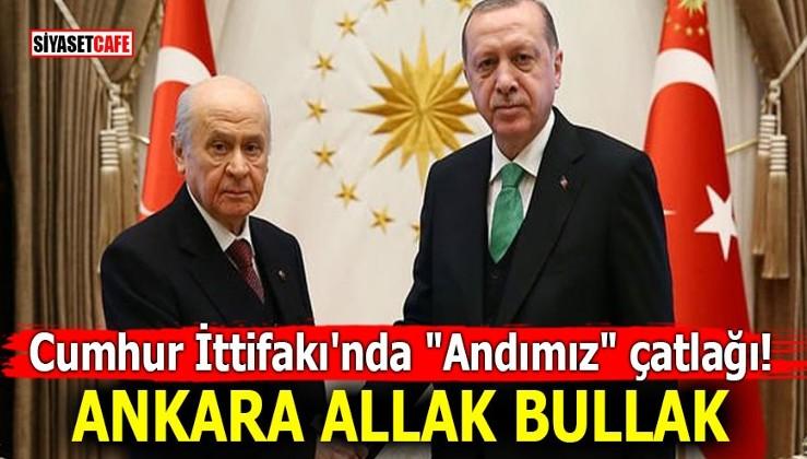 """Cumhur İttifakı'nda """"Andımız"""" çatlağı! AKP HDP İLE AYNI SAFTA BULUŞTU!"""