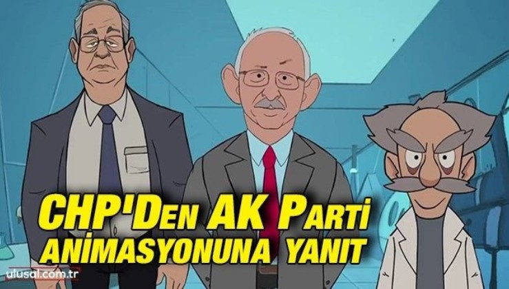 CHP Sözcüsü Öztrak'tan AK Parti'nin animasyonuna yanıt