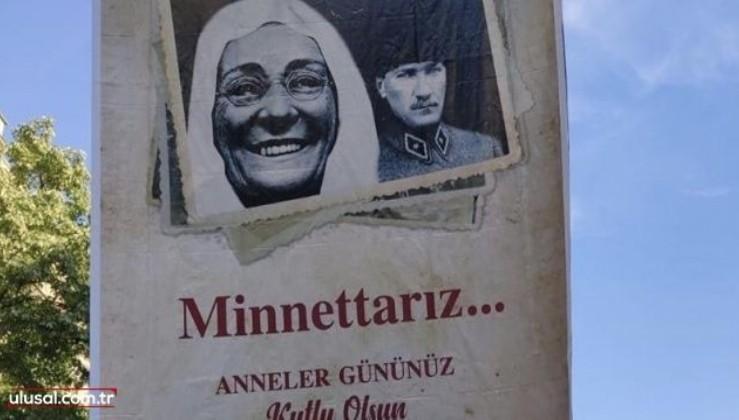 AK Partili Belediyeden Zübeyde Hanım mesajı